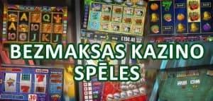 Bezmaksas kazino spēles