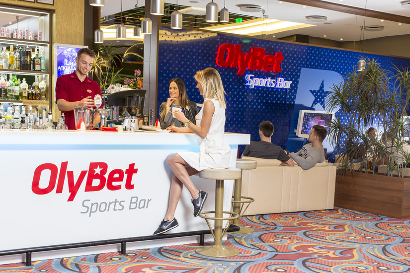 OlyBet Sports Bar | Bars, Pubs & Clubs | Riga