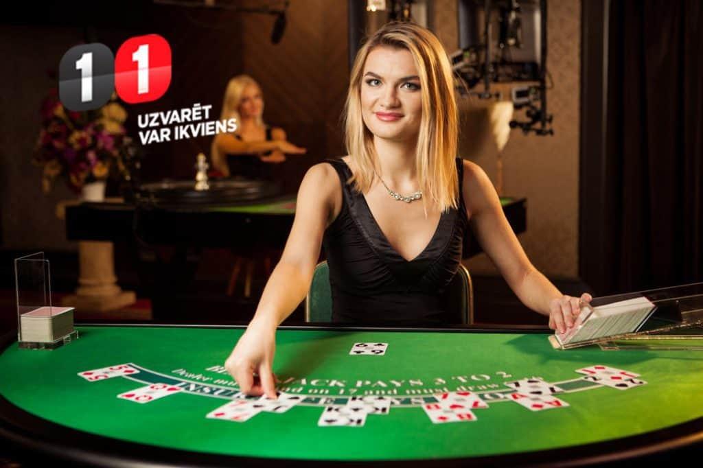 11.lv live blackjack bonusu