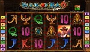 Bok of Ra Deluxe 6 spēlē bez maksas