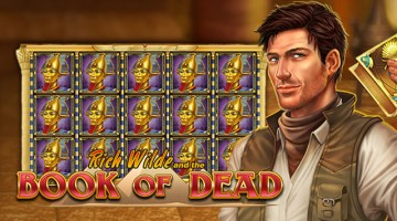 Izvēlies Optibet un spēlē Book Of Dead iegūsti 2000€ bonusu
