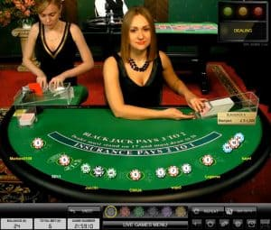 Evolution Gaming live kazino