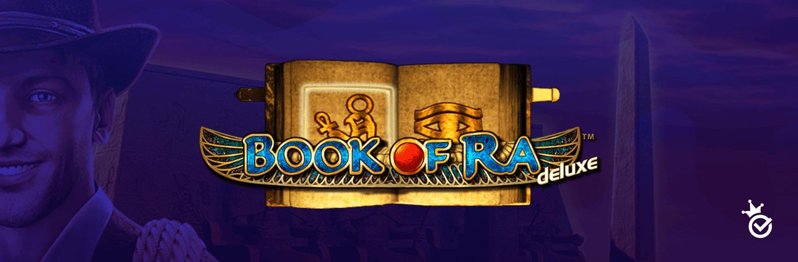 Book of Ra Deluxe 6 spēļu automāts