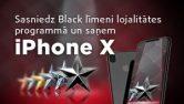 11.lv lojālajiem klientiem dāvina iPhone X