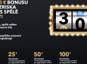 Olybet kazino iepazīšanās bonuss līdz pat 300€
